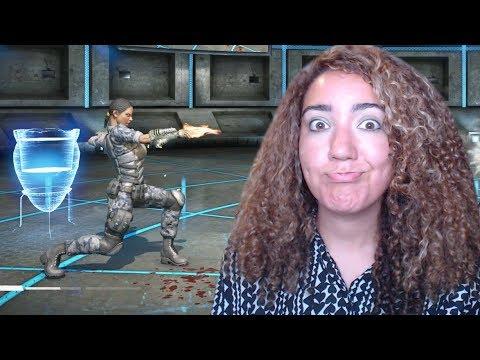 JACQUI SPAMMER DEFEATS KOTH KING! - Mortal Kombat XL Online Matches thumbnail