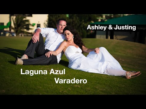 Ashley and justing  wedding video by AV.smile in Cuba
