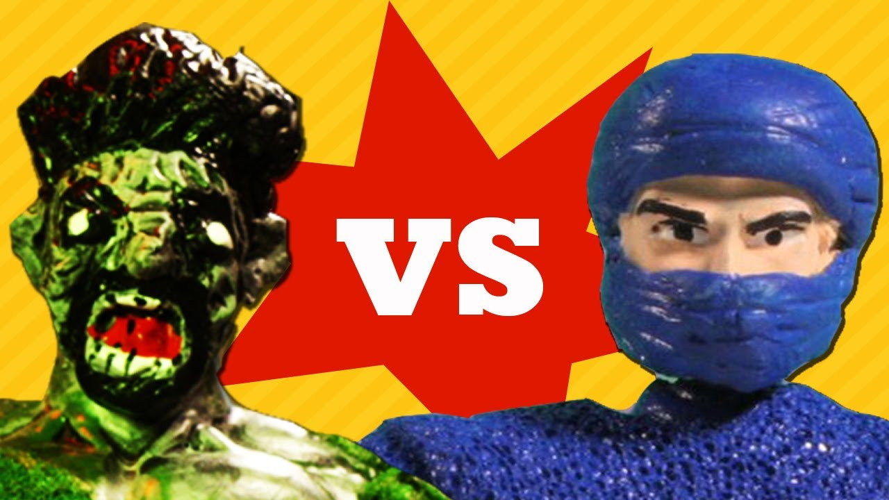NINJAPPRECIATION DAY Zombies Vs Ninjas 1 YouTube