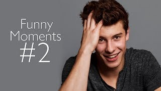 Shawn Mendes: Funny/Cute Moments #2