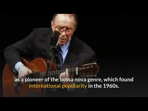Joao Gilberto dies aged 88 (Brazilian father of Bossa Nova) Mp3