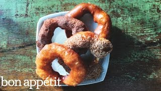 Dessert of the Year: Molasses-Bourbon Doughnut | Bon Appetit