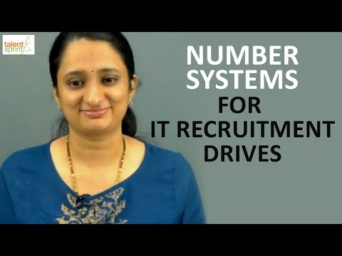Smart method to solve the most commonly asked number system questions in IT recruitment drives