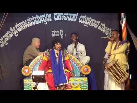 Yakshagana -- Banatha bangar - 17 A: Bhagavatharu Girish Rai Kakyapadavu -  Chende Prakash Vitla -  Maddale Nekkaremoole Ganesh Bhat -  Dinesh shettigar kodapadavu as Narasimhe -  By Bappanadu Shri Durgaparameshwari kripaposhitha dashavathara yakshagana mandali  -  Held at Mujungavu Shri parthasarathi Temple .on 12.2.2017