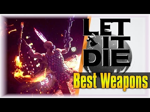 One Of The Best Weapons!!! | Let It Die #29 |  [Weapon Review]