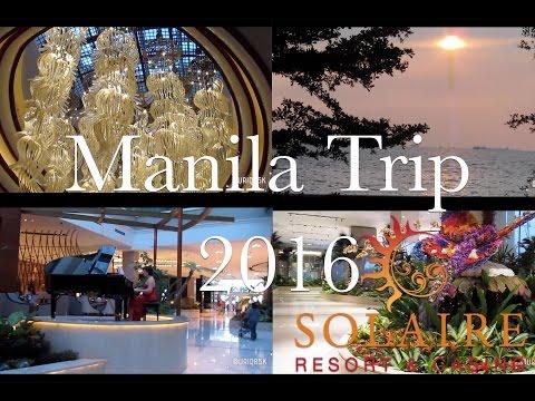 Manila Trip 2016-Solaire Hotel & Casino