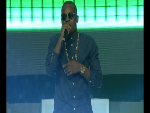 OLAMIDE PERFORMANCE @ 2FACE'S 40 BIRTHDAY