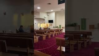 Matthew plays a short excerpt of Heut Triumphieret Gottes Sohn by J S Bach - Organ