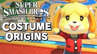 Smash Ultimate Costume Origins - Ultimate Fighters – Aaronitmar