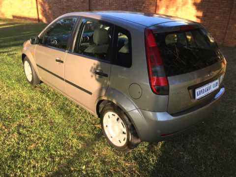 2004 ford fiesta 1 6i auto for sale on auto trader south. Black Bedroom Furniture Sets. Home Design Ideas