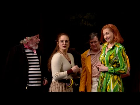 Noises Off - Montage - Roundabout Theatre Company