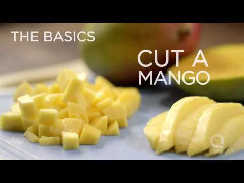 How To Cut a Mango - The Basics on QVC