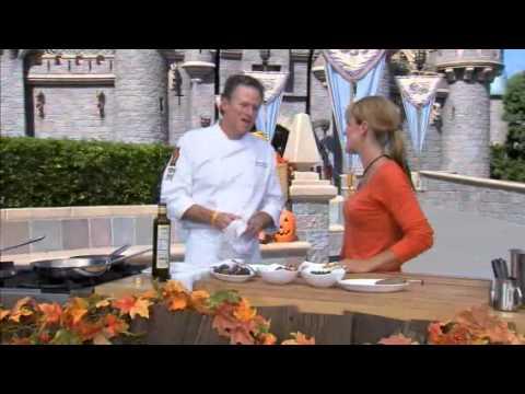 Bringing It Home- Chef Andrew Sutton- Crisp Duck Confit with Pumpkin Raviolis
