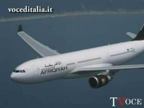 Incidente aereo in