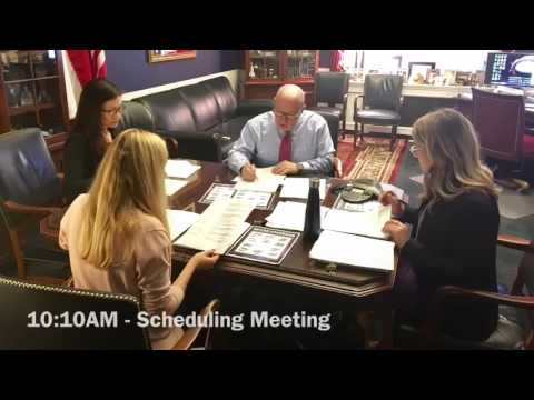 A Day in the Life - Featuring U.S. Congressman Kevin Brady