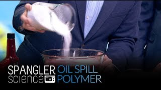 Oil Spill Clean-up Experiment