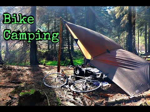 Bushcraft Bike Wild Camp | Beer Review