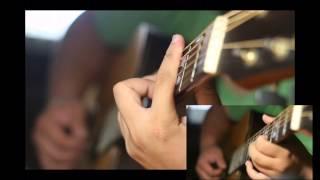 Chiếc lá vô tình - Guitar Cover