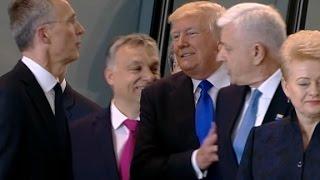 Trump voters love the shove thumbnail