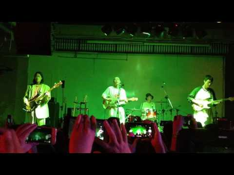 Malaysian fans sang along with Hyukoh to Wi Ing Wi Ing