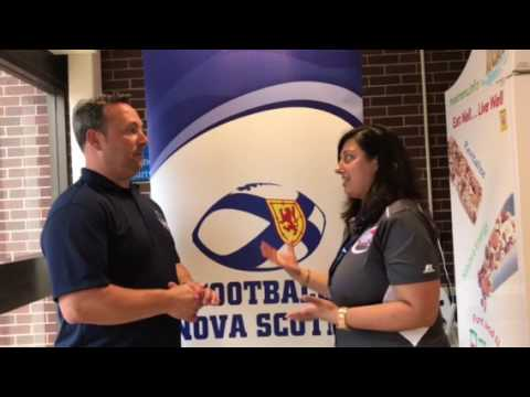 Postgame interview with Quebec Head Coach Marco Iadeluca