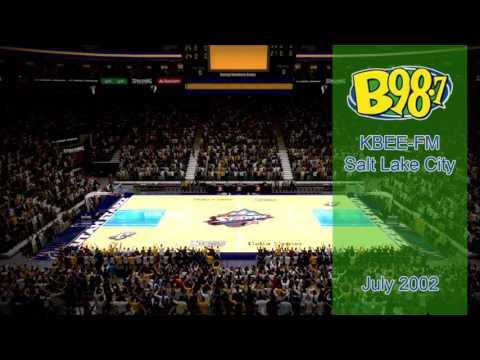 B98.7 Salt Lake City Aircheck (2002)