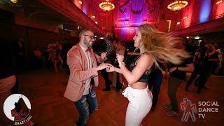 Rok & Beige - Salsa social dancing | Grazy Salsa Festival 2018