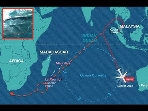 Maps Of Indian Ocean Seafloor - The data behind the search for MH370