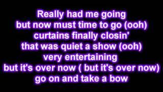 Download Mp3 Rihanna - Take A Bow  Lyrics On Screen