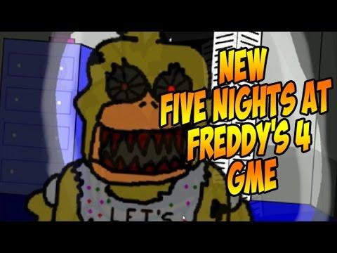 5 ночей в аниме 2 скачать