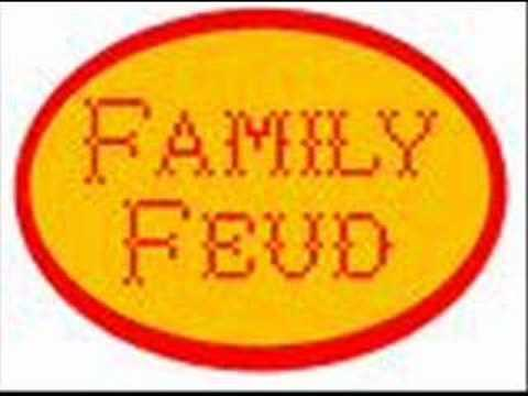 Family Feud, Theme 1976-1985