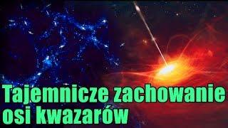 Czy wyrównanie osi kwazarów dowodzi, że Wszechświat jest symulacją?