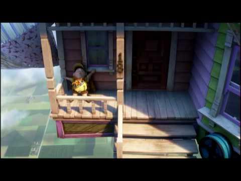 UP - Nuovo trailer del film Disney Pixar