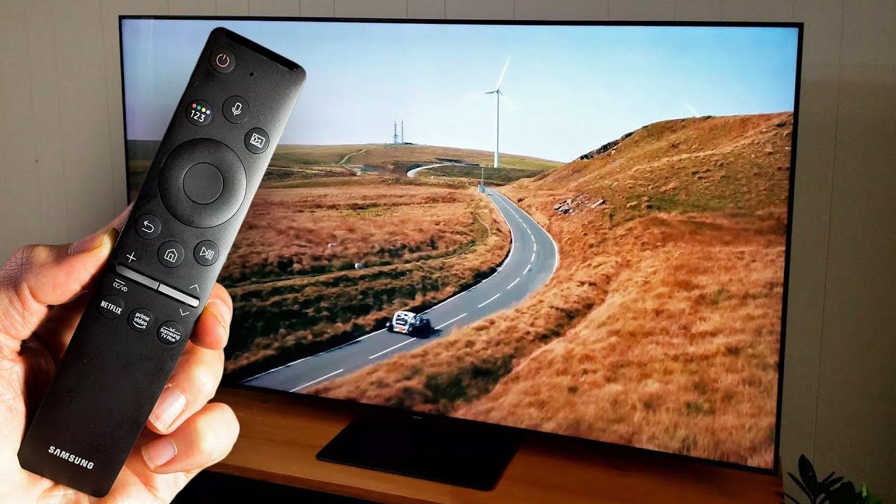 Samsung Q80T QLED TV review