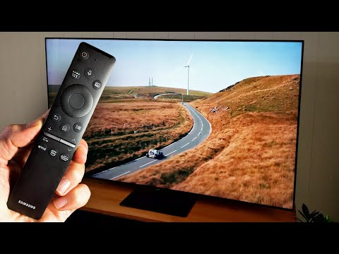 Samsung Q80T QLED TV review