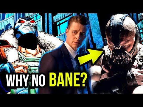 Why Bane Would NOT WORK in Gotham