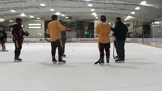 NextUp AZ: Arizona State Hockey Feature, Johnny Walker