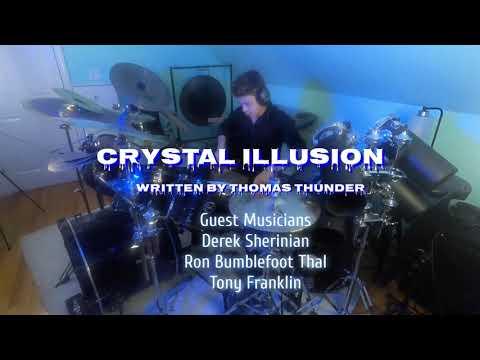 Crystal Illusion, New song by Thomas Thunder