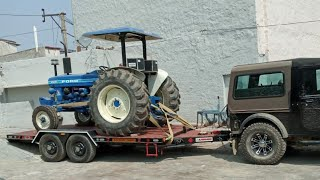 Tractor Transporter trolley #avtarSinghSandhu