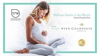 TIME Antenatal Hypnobirthing Break now available at Champneys, Tring