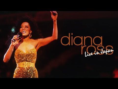 Diana Ross - Live in Japan [1992] (Remastered HD) (Full Concert)