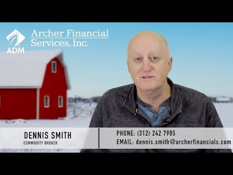 Cattle Futures Market feat. Dennis Smith - January 3, 2018