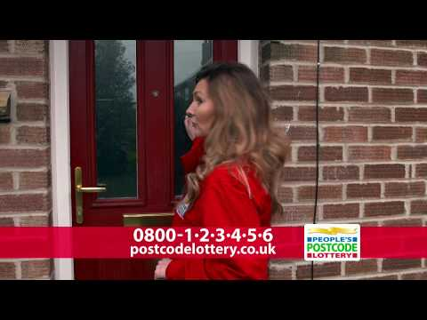 Adverts - Someone's Knockin' At The Door - November Play - People's Postcode Lottery