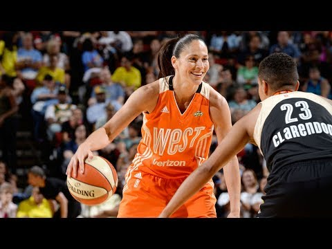 Sue Bird Dishes Out WNBA All-Star Record 11 Assists!
