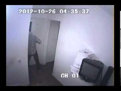 Randheli Male' Office Theft