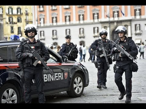 Carabinieri. Video tributo.