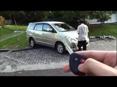2012 Toyota Kijang Innova 2.5 V. Start Up, Engine, In Depth Tour
