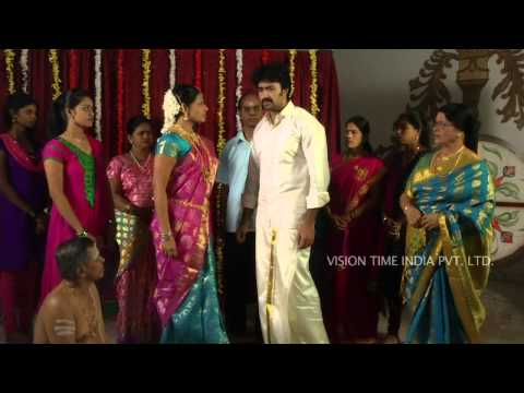 Kalyana Parisu Episode 11 21/02/2014  Kalyana Parisu is the story of three close friends in college life.  How their lives change and their efforts to overcome problems that affect their friendship forms the rest of the plot.   Cast: Isvar, BR Neha, Venkat, Ravi Varma, CID Sakunthala, M Amulya  Director: AP Rajenthiran