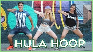 hula hoop daddy yankee coreografia a bailar con maga