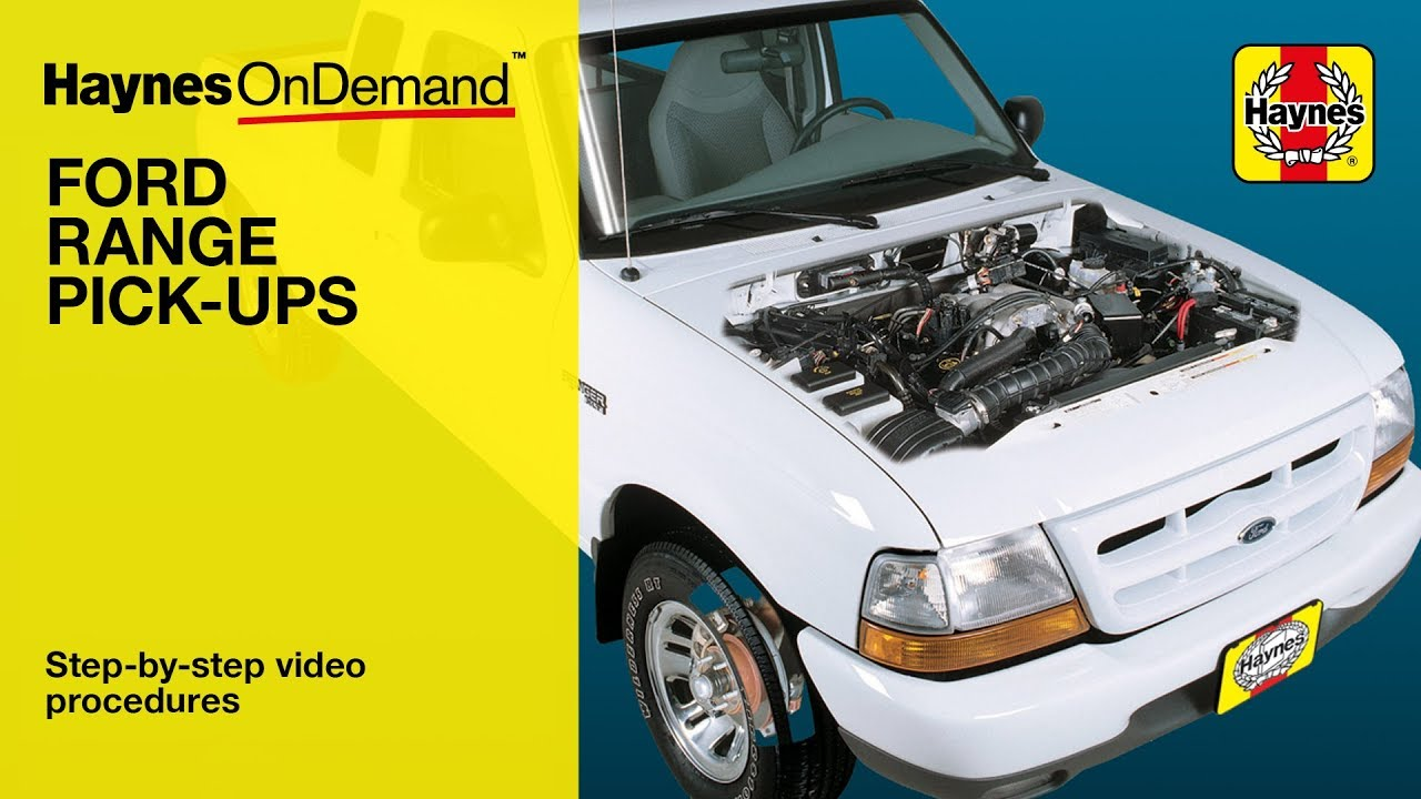 haynes manuals ford ranger 1993 2011 ondemand preview youtube rh youtube com 1994 ford ranger haynes manual ford ranger haynes manual uk
